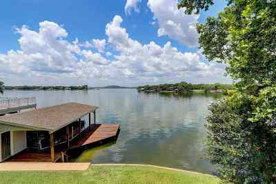 Marble Falls Single Family Home For Sale: 312 Flamingo