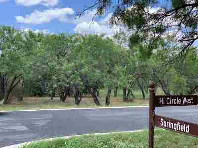 Horseshoe Bay Residential Lots & Land For Sale: Lot 9116 Hi Circle West