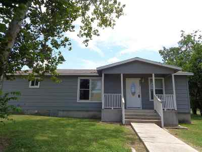 Burnet TX Single Family Home Pending-Taking Backups: $135,000