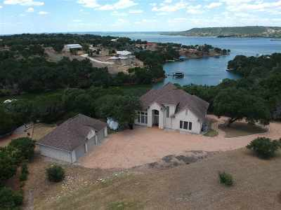 Burnet Single Family Home For Sale: 2822 Sunset Clf