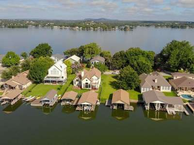 Granite Shoals Single Family Home For Sale: 133 Web Isle