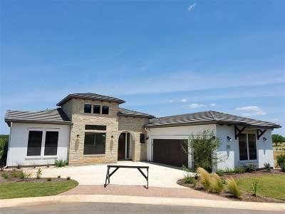 Horseshoe Bay Single Family Home For Sale: 116 Rivalto