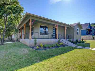Marble Falls Single Family Home For Sale: 507 Fifth Street