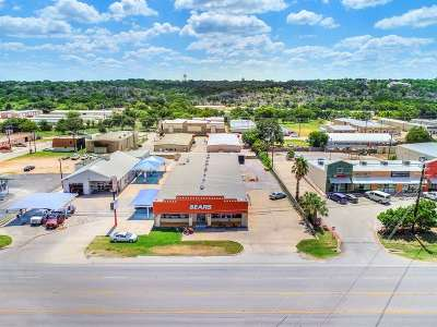 Commercial Pending-Taking Backups: 2603 N Highway 281
