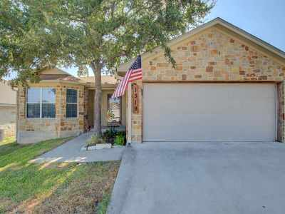 Marble Falls Single Family Home For Sale: 1319 Primrose Ln
