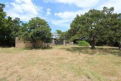 Bertram Single Family Home Pending-Taking Backups: 1350 W State Highway 29