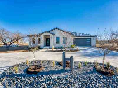 Horseshoe Bay Single Family Home For Sale: 3505 Bay West Blvd
