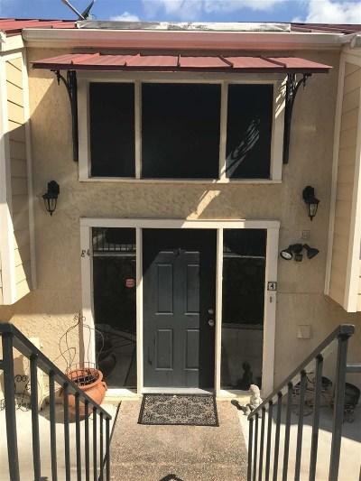 Horseshoe Bay Condo/Townhouse For Sale: 400 E-4 Hi Stirrup