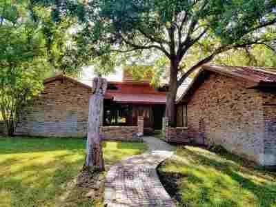 Burnet Single Family Home For Sale: 3119 N Hwy 281