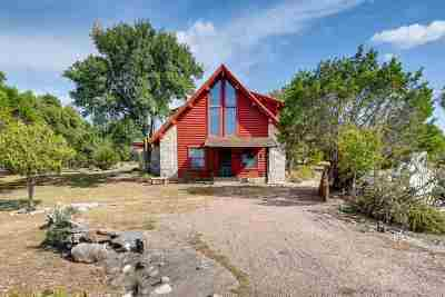 Horseshoe Bay Single Family Home For Sale: 610 South Wind