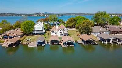 Granite Shoals Single Family Home For Sale: 133 Web Isle