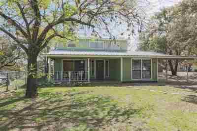 Granite Shoals Single Family Home For Sale: 804 N Shorewood