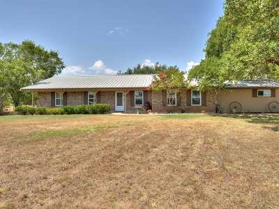 Buchanan Dam TX Single Family Home For Sale: $295,000
