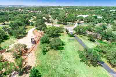 Spicewood Residential Lots & Land For Sale: 23513 Indian Divide