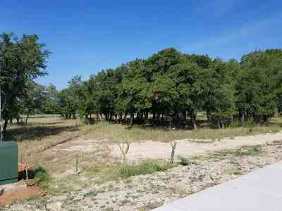 Burnet Residential Lots & Land For Sale: Lot 7 Rachel