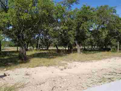 Burnet Residential Lots & Land For Sale: Lot 8 Rachel