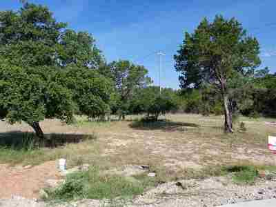 Burnet Residential Lots & Land For Sale: Lot 13 Rachel
