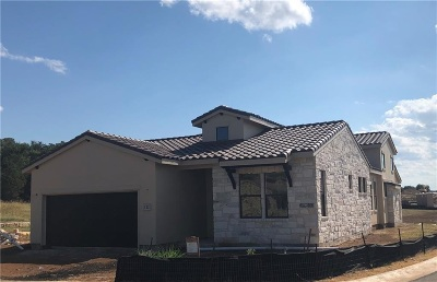 Horseshoe Bay Single Family Home For Sale: 121 Rivalto