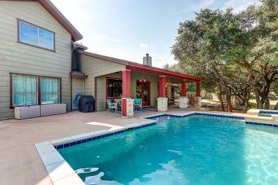 Spicewood Single Family Home For Sale: 810 Paisley