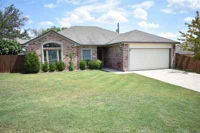 Lampasas County Single Family Home Pending-Taking Backups: 3 Westridge Pl