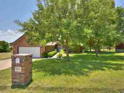 Marble Falls TX Single Family Home For Sale: $349,000