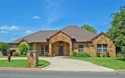 Burnet County Single Family Home Pending-Taking Backups: 318 Firestone