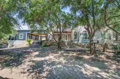 Marble Falls Single Family Home For Sale: 1020 Cr 342c