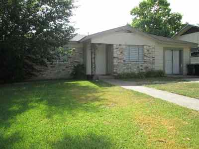 Burnet Single Family Home For Sale: 304 Mildred