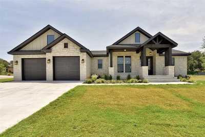 Burnet Single Family Home For Sale: 101 Travis Trl