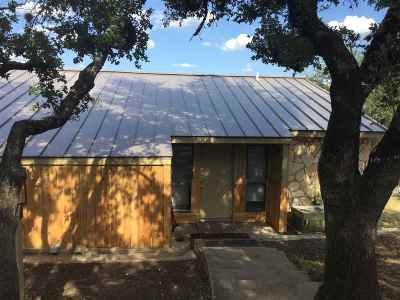 Burnet County Condo/Townhouse Pending-Taking Backups: 605 Rocky Ridge