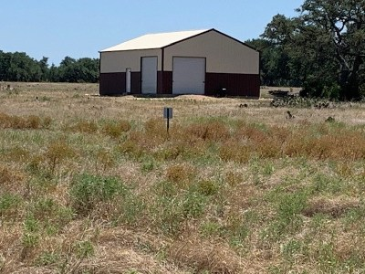 Lampasas Farm & Ranch For Sale: 98 Blackbuck Drive
