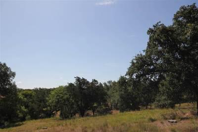 Horseshoe Bay Residential Lots & Land For Sale: W28068 Black Stallion