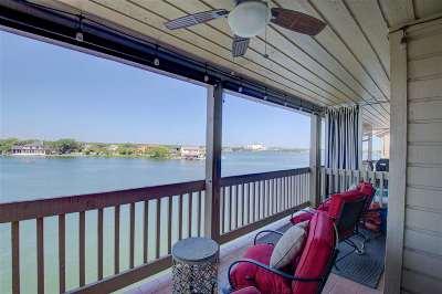 Horseshoe Bay TX Condo/Townhouse Pending-Taking Backups: $376,000