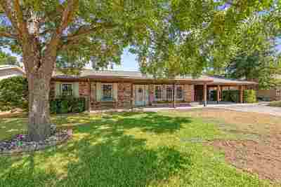 Marble Falls Single Family Home For Sale: 1305 Bluebonnet Dr
