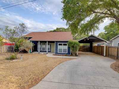 Kingsland Single Family Home For Sale: 1609 Packsaddle