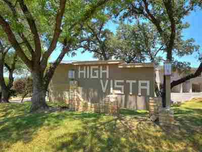 Horseshoe Bay TX Condo/Townhouse For Sale: $124,000