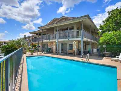 Horseshoe Bay TX Condo/Townhouse For Sale: $499,000