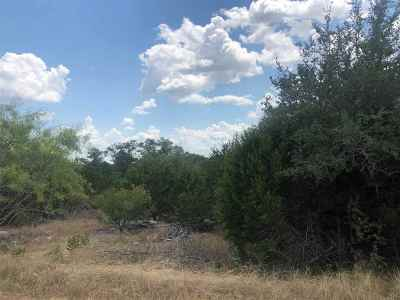 Marble Falls Residential Lots & Land For Sale: Lot 10 Fox Horn Circle