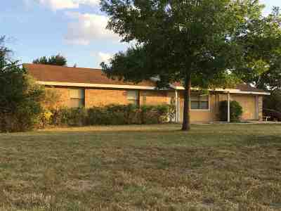 Burnet Single Family Home Pending-Taking Backups: 315 Sunset