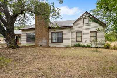 Burnet Single Family Home For Sale: 1320 Cr 112