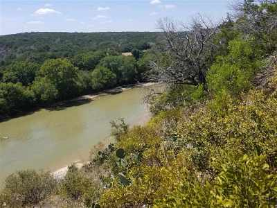Lampasas Residential Lots & Land For Sale: Lot 49 Cliff View Dr