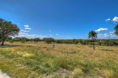 Marble Falls Residential Lots & Land For Sale: Lot 20 Park View Drive