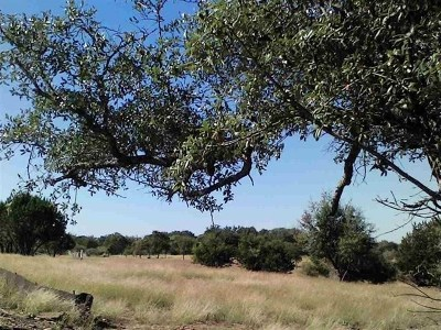 Marble Falls Residential Lots & Land For Sale: Lot 21 Park View Drive