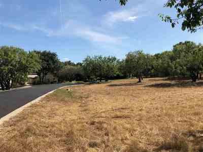 Horseshoe Bay Residential Lots & Land For Sale: Hi Fault