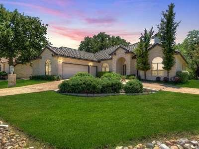Horseshoe Bay Single Family Home For Sale: 510 Rawhide