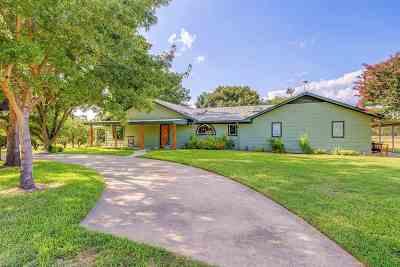 Burnet Single Family Home For Sale: 630 Dorothy