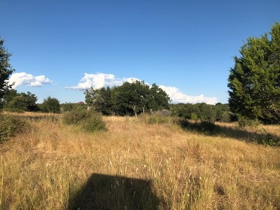 Marble Falls Residential Lots & Land For Sale: 2117 Park View Drive