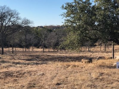 Marble Falls Residential Lots & Land For Sale: Lot 27 Hidden View Trail