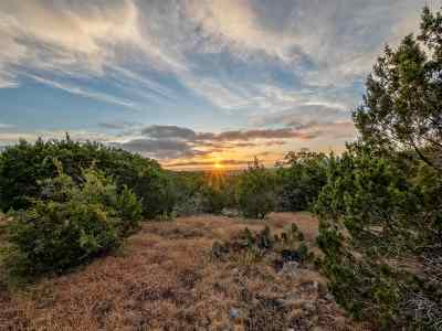 Bertram Residential Lots & Land For Sale: Lot 116 Whitetail Ridge