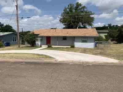 Marble Falls Single Family Home For Sale: 410 Ave B